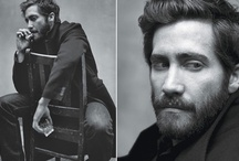 I <3 bearded men / by Jeannie Norge