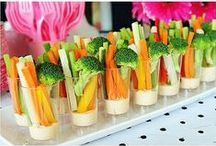 Party Food Ideas / by Miriam Corona Events