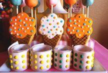 Sweet Shoppe Ice Cream Party / by Miriam Corona Events