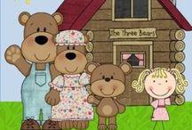 Books: Goldilocks & the 3 Bears / by Carmen Sanchez