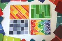 Paint Chip Projects / by Heather Valentine