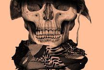 My beautyfunk life / Tattoos-diseño-ilustración / by Cecilia Hidalgo Monroy
