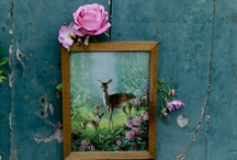 SHABBY CHIC / girly/romantic vintage finds / by Melanie McClung