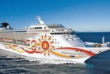 My Dream Cruise on Norwegian / by Tamyra Vest