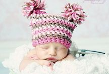 Crochet Hats / by Ann White