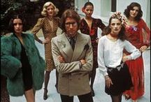 Designer ABC's / Pictures of our favorite fashion designers through the years / by What Goes Around Comes Around