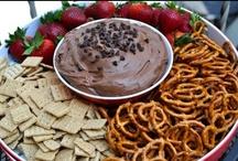 Appetizers & Snacks / by Katie Bielat