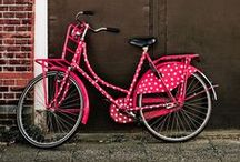 Bicycles / by Theda Weatherly