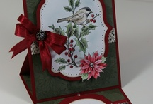 Cards Christmas SU Beautiful Season / by Soni Larson