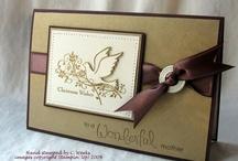 Cards Christmas SU Gifts of Christmas / by Soni Larson