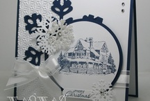 Cards Christmas SU Christmas Lodge / by Soni Larson