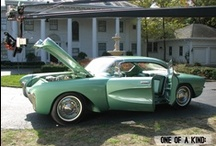 """One of A Kind"" Cars!  / At ""One of A Kind TV"" we're always looking for unique, memorable or just plain awesome cars.  Please share OOAK's  you like! / by OneofAKind:Cars"