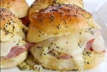 Sandwiches and Wraps / by Katie Bielat