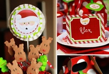 Christmas inspiration  / by Cathy C - 505 Design+Paperie