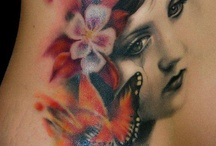 ART: tattoos... / strikingly unique and amazingly good artwork- these tattoos are among the best i've seen- going beyond ordinary. hope you enjoy browsing and repinning. :)  / by Christine Barr