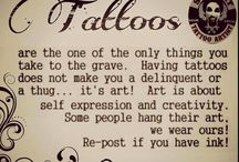 Tattoos / Tatts! / by Angel Heather
