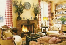 GREAT LIVINGROOMS / by Mary C