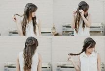 Beauty & Hair / Hair, Nails, Make-up, Etc / by tiffany ann