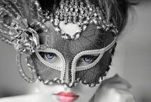 Masquerade / by Kimberly Arhart Buzzone