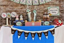 Milk & Cookies Party / by Cathy C - 505 Design, Inc