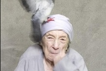 Avant Garde Grannies / Grannies that are cooler than us / by Fleabags LLC