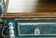 Painted  Furniture / by Bernadette: That Way By Design