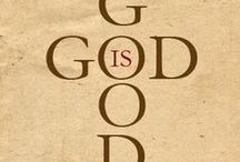 GOD'S Word / by Bernadette: That Way By Design