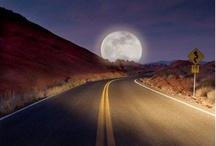 Moons (◕‿-)✰☾ / by Tresa Horner