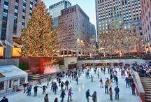 New York City ѼThe Big Apple / by Tresa Horner