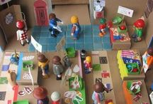PLAY! / Lots of play ideas for kids and for our family time! / by Alex Dk