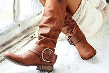 Shoes / A list to aid in a shoe obsession! / by Stephanie Ostler