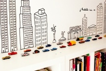 Kid's Room / by Michelle Paley-Phillips