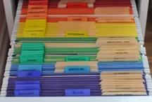 Organization / by Carla Lemire
