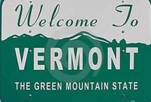 Vermont / by Carla Lemire