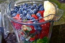 VitaMix Recipes / by KT Le
