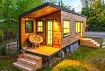 Get Away-Zzz / lil Escape Spots ... Cabins / RVs - Campers / Cottages / ect.  / by Tiffanie McGuire-Hutton