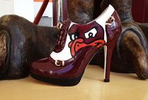 Hokie Heels - because we are fans! / by Little Sinks
