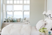 light + airy bedrooms / by pinning spinster