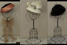 chapeaux / hats / by pinning spinster