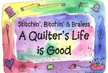 Quilting Humor!! / by Laura Brown