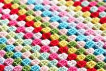 Crochet, Knit, and other fiber arts / by Rachel