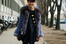 streetstyle / by Kaley McClure