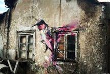 Street Art / by Thiago Lima