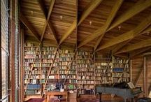Library / by Thiago Lima