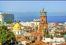 Puerto Vallarta, MX / Experience the greatness of Mexico by the sea. Puerto Vallarta is full of history, world class restaurants, and endless activities!  / by Trading Places International