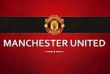 Manchester United / by Kathy Kane