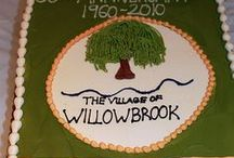 Local History Willowbrook's 50th Anniversary Birthday Bash / On January 17, 2010, the Village of Willowbrook initiated a year long celebration of its 50th anniversary with a Birthday Bash. The Birthday Bash was held from 1:00 to 4:00 pm at the Village Hall, 7760 Quincy Street.  Photos are courtesy of the Village of Willowbrook. / by Indian Prairie Public Library