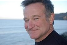 In Memorial - Robin Williams / Robin Williams, actor 7/21/51 - 8/11/14 / by Indian Prairie Public Library