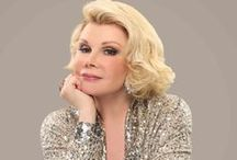 In Memorial - Joan Rivers / Joan Rivers, actress/comedienne June 8, 1933 - September 4, 2014 / by Indian Prairie Public Library