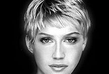 Short Hair / Love the 5 minute muss and go hairstyle  / by Valerie Oldmilldoodles